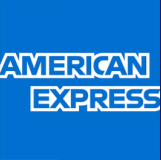 American Express logo and latest earnings report