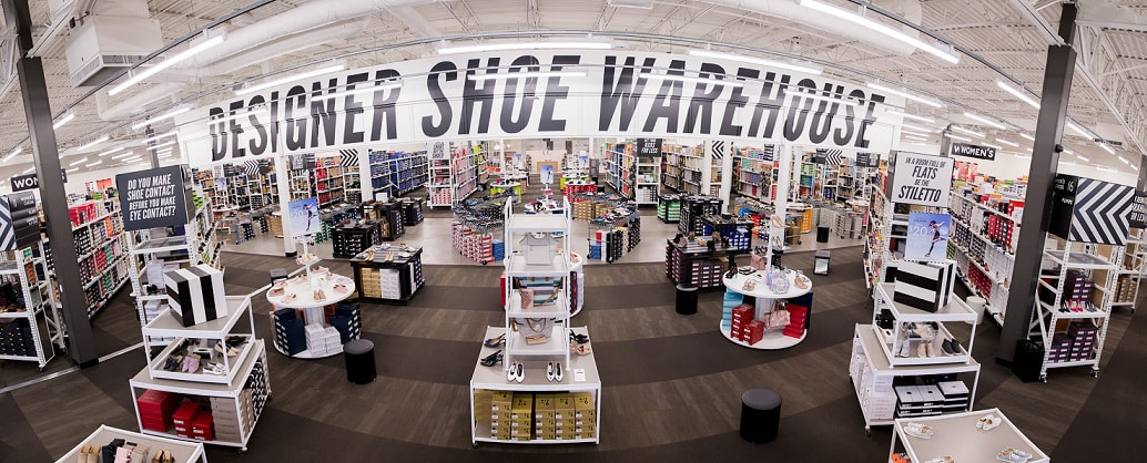 Designer Shoe Warehouse  store