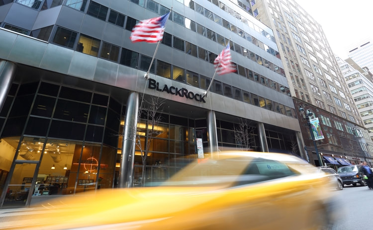 BlackRock Head Office in New York
