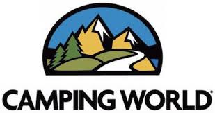 Camping World logo and 3rd quarter 2019 earnings report.
