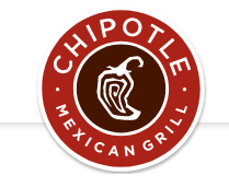 Chipotle logo and latest earnings report.