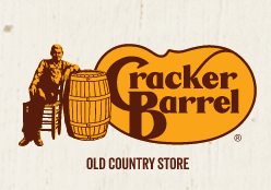 Cracker Barrel (NASDAQ: CBRL) logo and their latest earnings report.