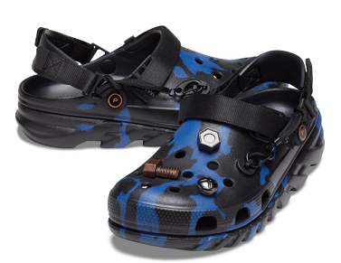 A more rugged styled Crocs