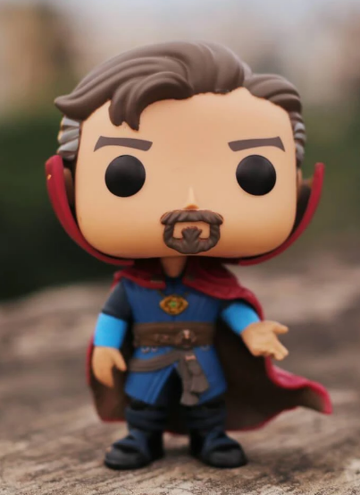 Dr Strange Funko Bobble Head