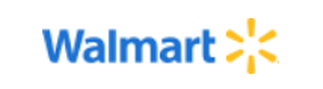 Walmart logo and financial review of Walmart