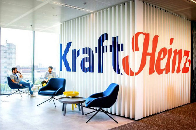 Kraft Heinz office. Image obtained from Foodbusinessnews.net