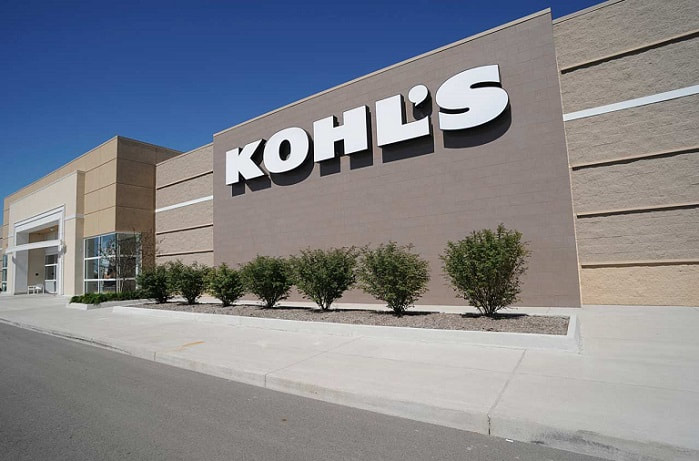 Kohl's store front. Image obtained from globalcosmeticnews.com