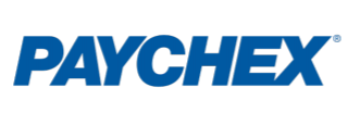 Paychex logo and their latest earnings report.