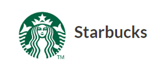 Starbucks logo and financial review