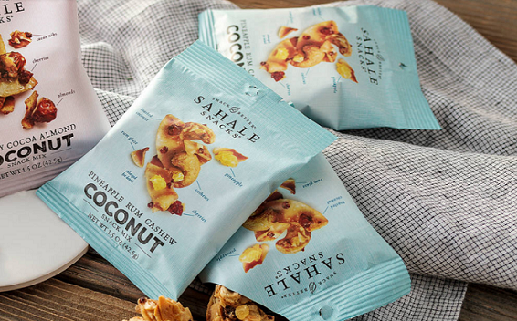 Sahale Snack Mix: Pineapple Rum Cashew and Coconut Snack Mix