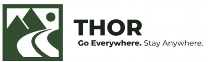 Thor Industries (NYSE: THO) logo and their latest earnings report.